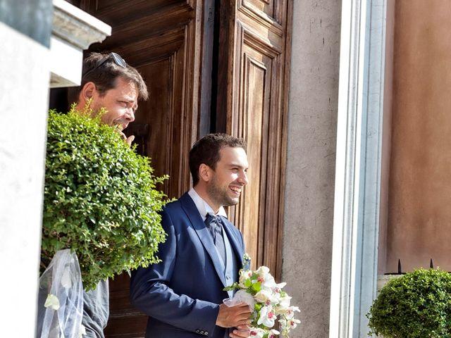 Il matrimonio di Paolo e Eleonora a Calcinato, Brescia 21