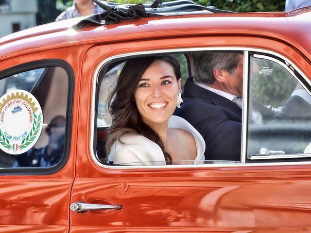Il matrimonio di Paolo e Eleonora a Calcinato, Brescia 23
