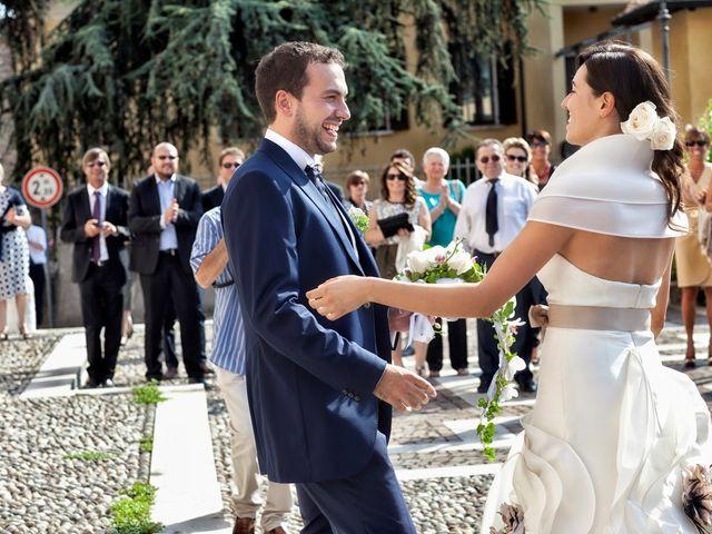 Il matrimonio di Paolo e Eleonora a Calcinato, Brescia 24