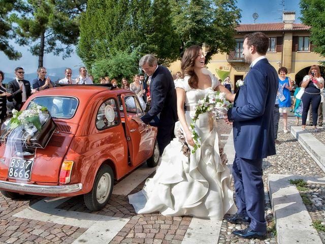Il matrimonio di Paolo e Eleonora a Calcinato, Brescia 25