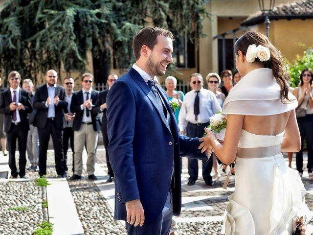 Il matrimonio di Paolo e Eleonora a Calcinato, Brescia 26