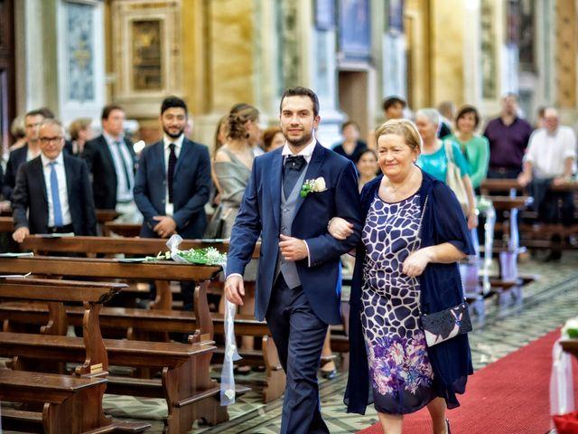 Il matrimonio di Paolo e Eleonora a Calcinato, Brescia 28