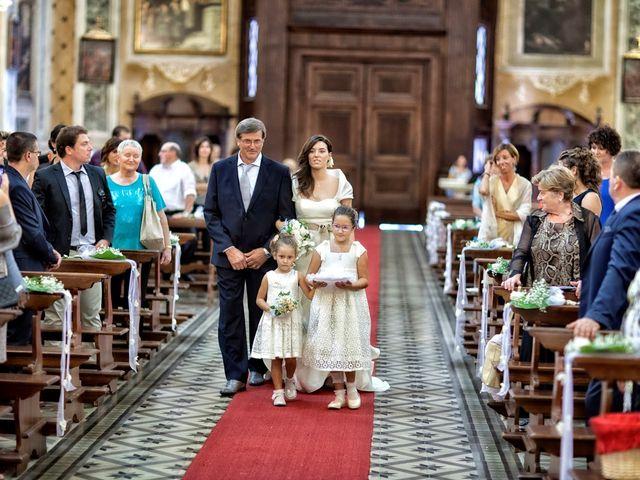 Il matrimonio di Paolo e Eleonora a Calcinato, Brescia 31