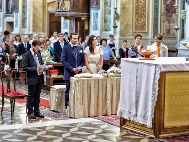 Il matrimonio di Paolo e Eleonora a Calcinato, Brescia 34