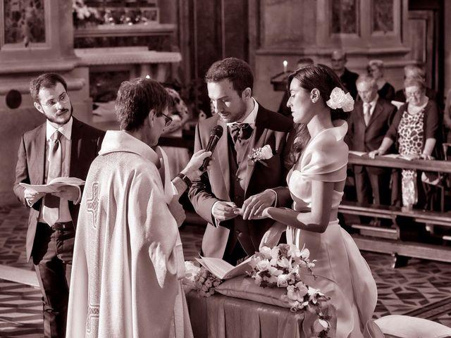 Il matrimonio di Paolo e Eleonora a Calcinato, Brescia 35