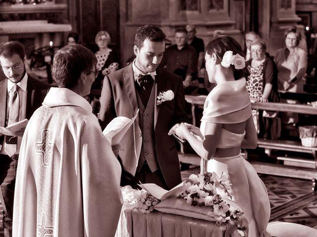 Il matrimonio di Paolo e Eleonora a Calcinato, Brescia 36