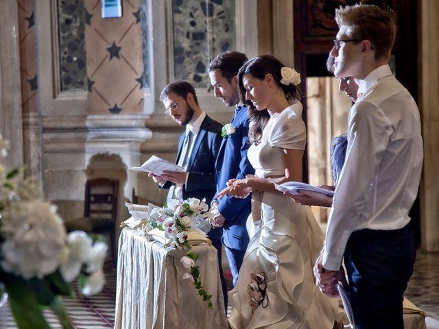 Il matrimonio di Paolo e Eleonora a Calcinato, Brescia 37
