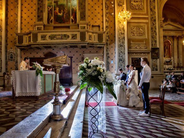 Il matrimonio di Paolo e Eleonora a Calcinato, Brescia 42
