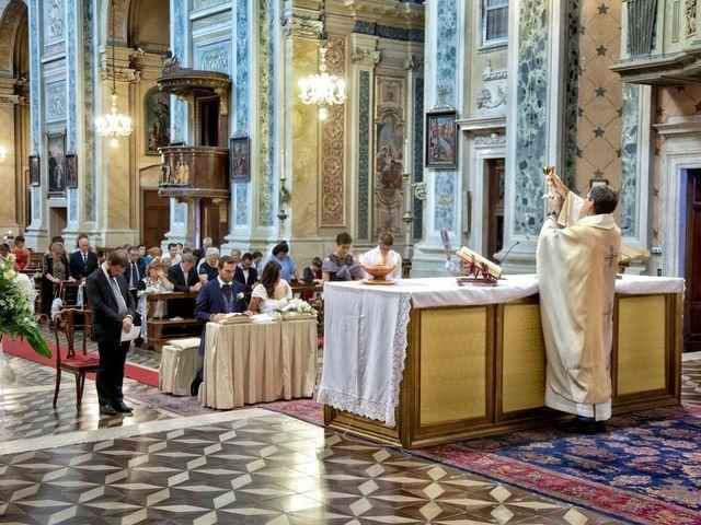 Il matrimonio di Paolo e Eleonora a Calcinato, Brescia 43