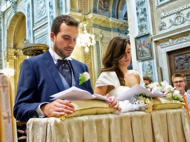 Il matrimonio di Paolo e Eleonora a Calcinato, Brescia 45
