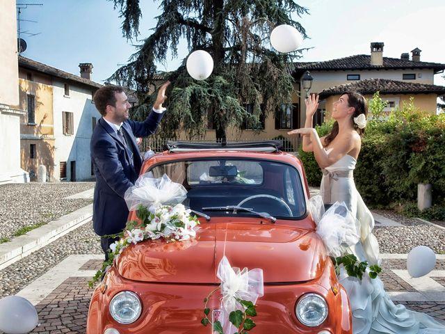 Il matrimonio di Paolo e Eleonora a Calcinato, Brescia 50