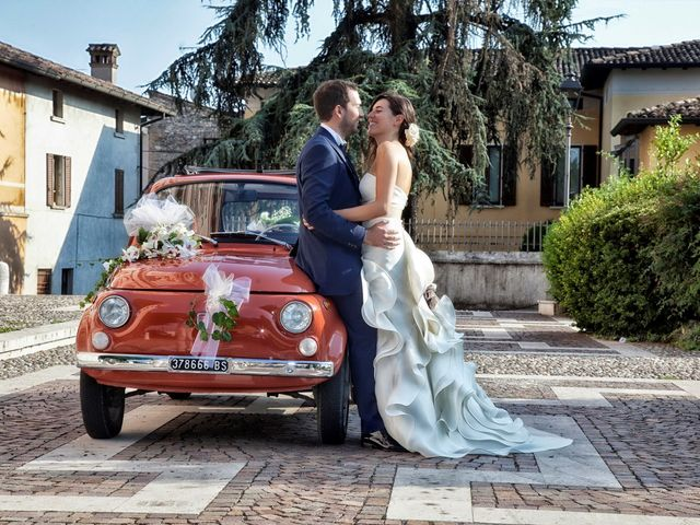 Il matrimonio di Paolo e Eleonora a Calcinato, Brescia 51