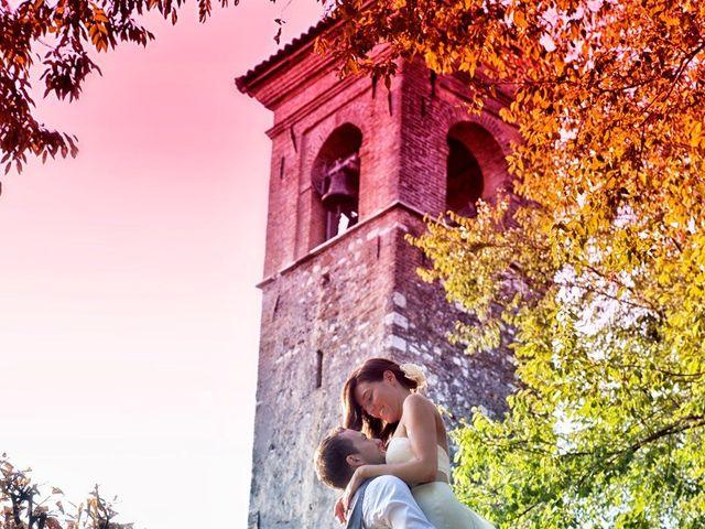 Il matrimonio di Paolo e Eleonora a Calcinato, Brescia 71