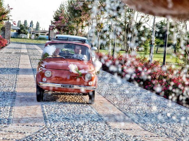 Il matrimonio di Paolo e Eleonora a Calcinato, Brescia 72