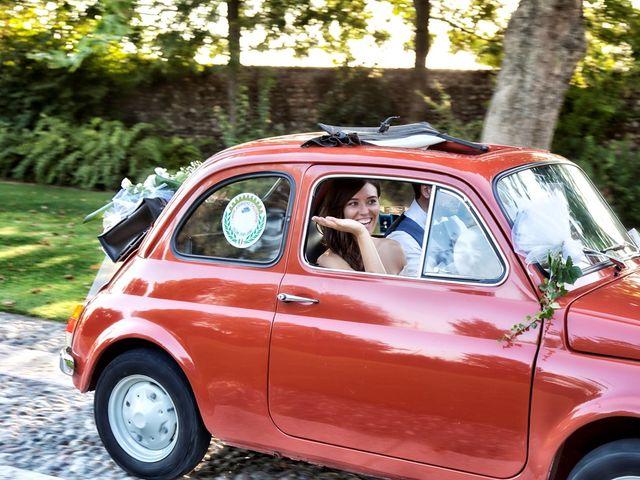 Il matrimonio di Paolo e Eleonora a Calcinato, Brescia 73
