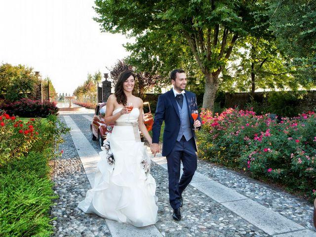 Il matrimonio di Paolo e Eleonora a Calcinato, Brescia 74