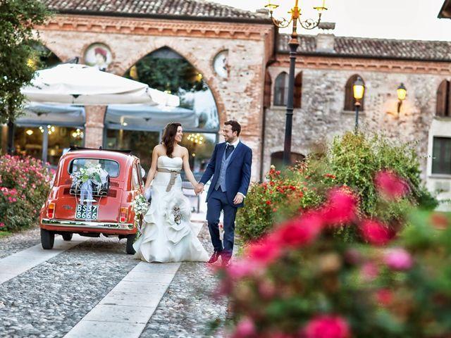 Il matrimonio di Paolo e Eleonora a Calcinato, Brescia 81