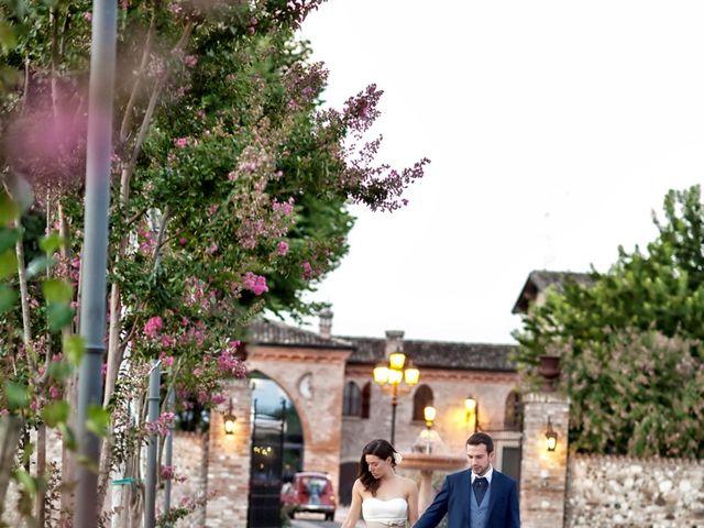 Il matrimonio di Paolo e Eleonora a Calcinato, Brescia 82