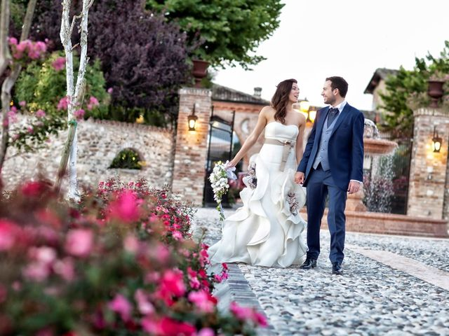 Il matrimonio di Paolo e Eleonora a Calcinato, Brescia 83