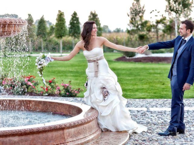 Il matrimonio di Paolo e Eleonora a Calcinato, Brescia 88