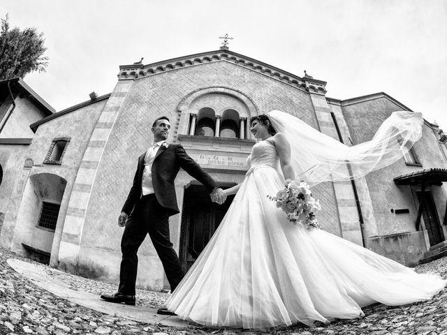 Il matrimonio di Walter e Alessandra a Vedano Olona, Varese 1