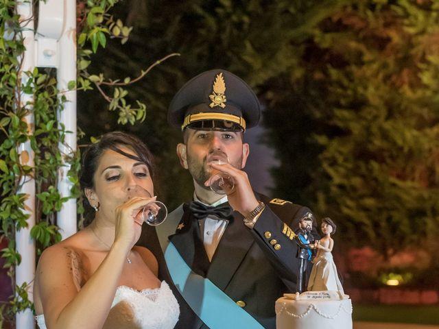 Il matrimonio di Alessandro e Rosa a Lettere, Napoli 3