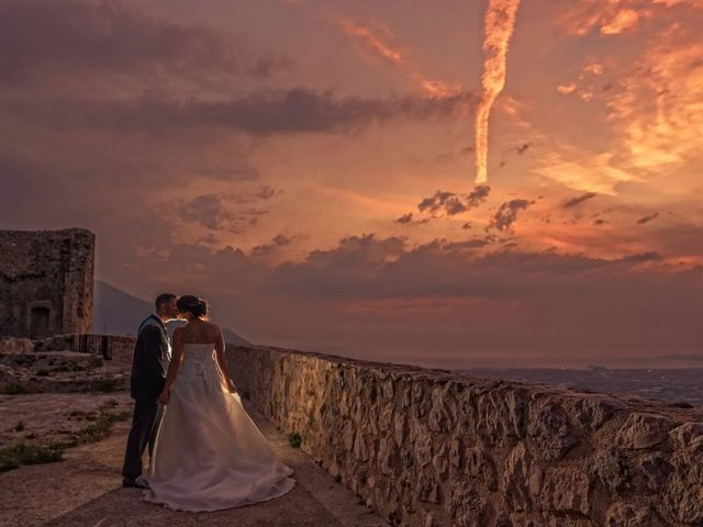Il matrimonio di Alessandro e Rosa a Lettere, Napoli 5