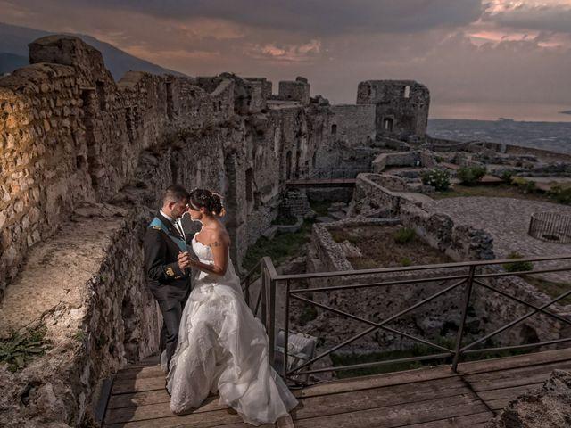 Il matrimonio di Alessandro e Rosa a Lettere, Napoli 7