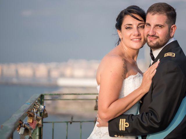 Il matrimonio di Alessandro e Rosa a Lettere, Napoli 9