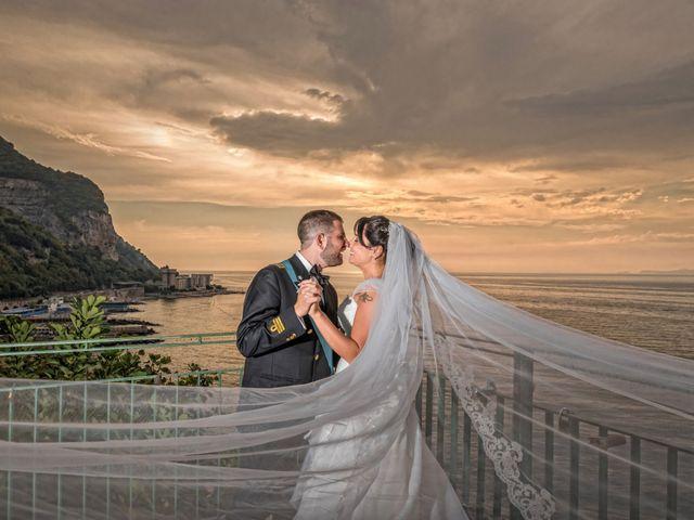Il matrimonio di Alessandro e Rosa a Lettere, Napoli 12