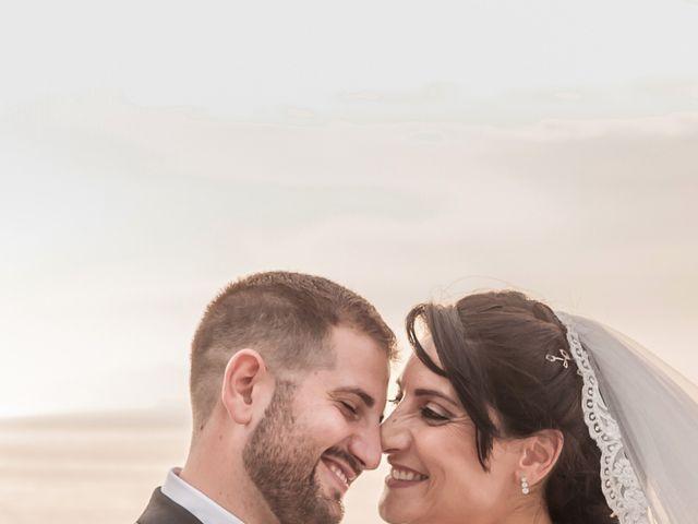 Il matrimonio di Alessandro e Rosa a Lettere, Napoli 13