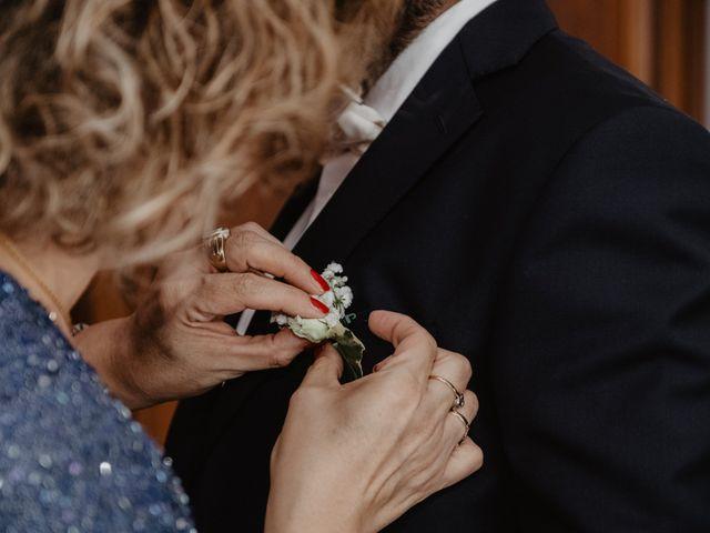 Il matrimonio di Amedeo e Sofia a Gornate-Olona, Varese 6
