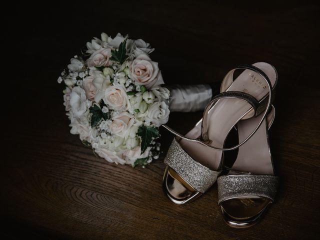 Il matrimonio di Amedeo e Sofia a Gornate-Olona, Varese 11