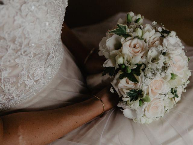 Il matrimonio di Amedeo e Sofia a Gornate-Olona, Varese 19