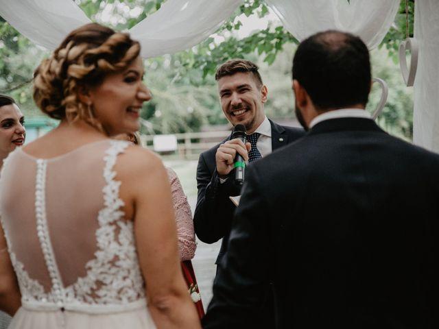Il matrimonio di Amedeo e Sofia a Gornate-Olona, Varese 36