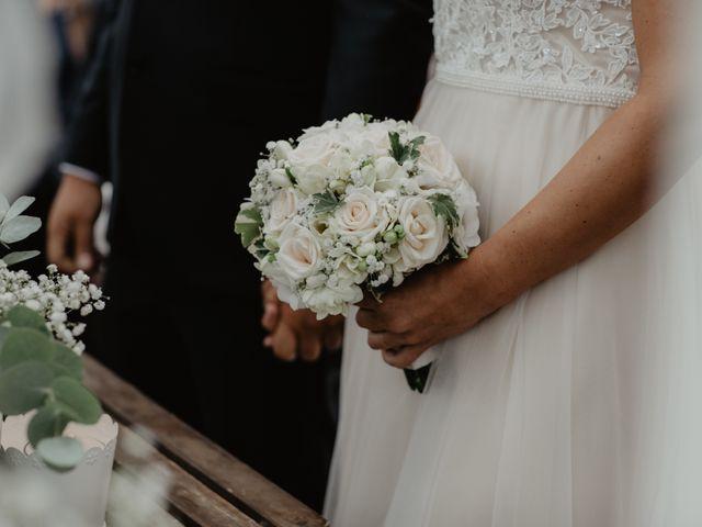 Il matrimonio di Amedeo e Sofia a Gornate-Olona, Varese 37