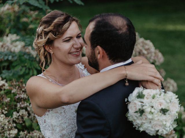 Il matrimonio di Amedeo e Sofia a Gornate-Olona, Varese 49