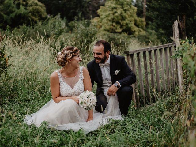 Il matrimonio di Amedeo e Sofia a Gornate-Olona, Varese 2