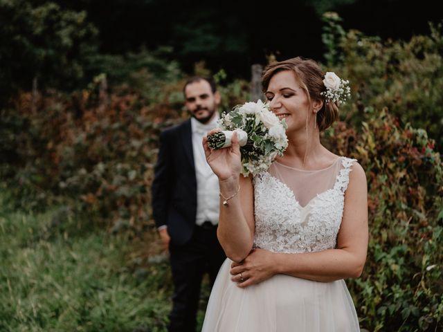 Il matrimonio di Amedeo e Sofia a Gornate-Olona, Varese 60