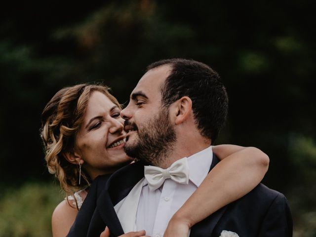 Il matrimonio di Amedeo e Sofia a Gornate-Olona, Varese 62