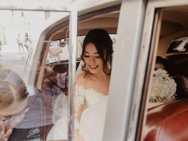 Il matrimonio di Matteo e Tiziana a Manfredonia, Foggia 25