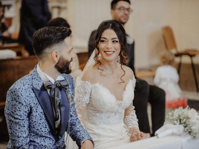 Il matrimonio di Matteo e Tiziana a Manfredonia, Foggia 28