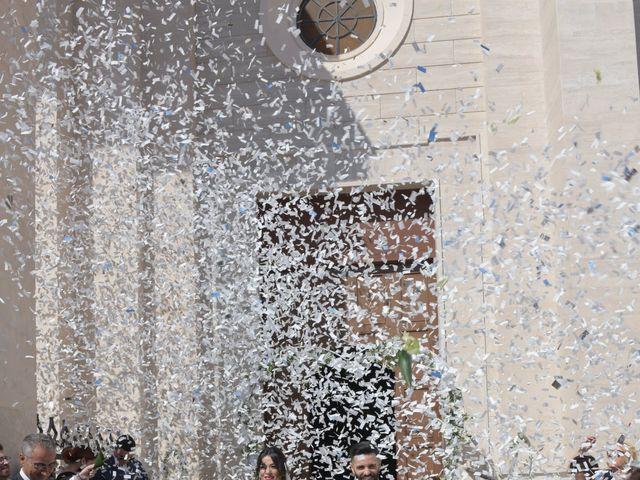 Il matrimonio di Matteo e Tiziana a Manfredonia, Foggia 37