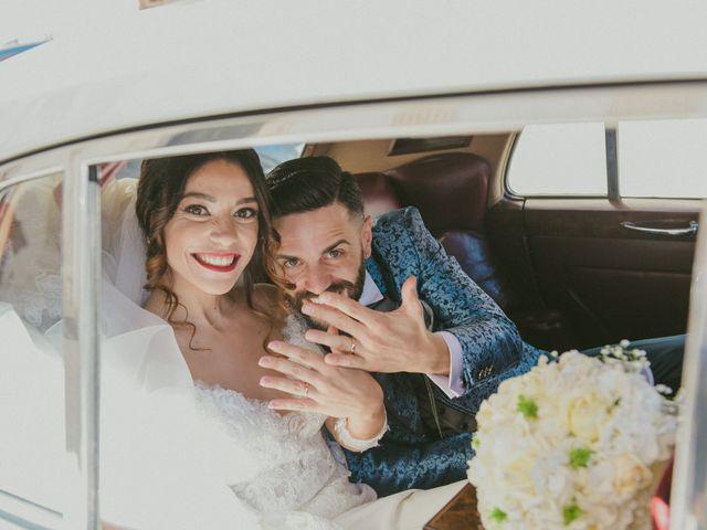 Il matrimonio di Matteo e Tiziana a Manfredonia, Foggia 39