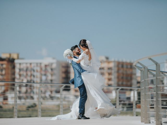 Il matrimonio di Matteo e Tiziana a Manfredonia, Foggia 40