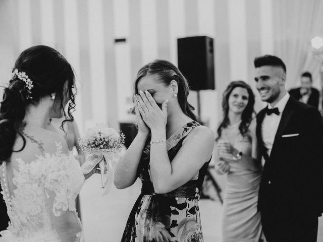 Il matrimonio di Matteo e Tiziana a Manfredonia, Foggia 49