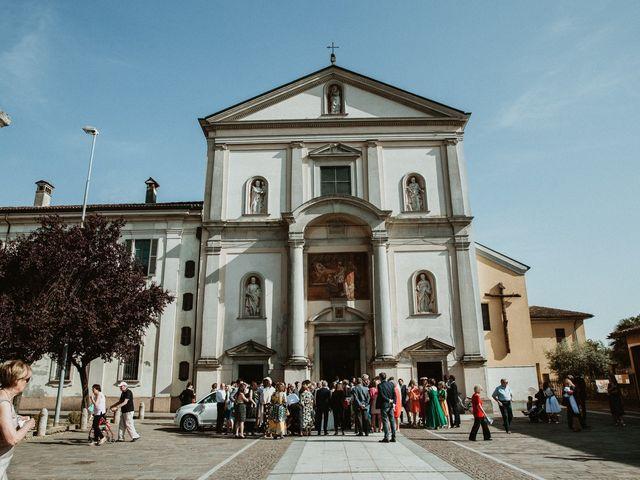 Il matrimonio di Ambrogio e Isabella a Lodi, Lodi 46