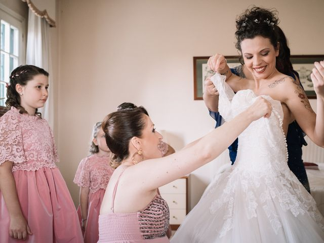 Il matrimonio di Simone e Alice a Gorgo al Monticano, Treviso 21