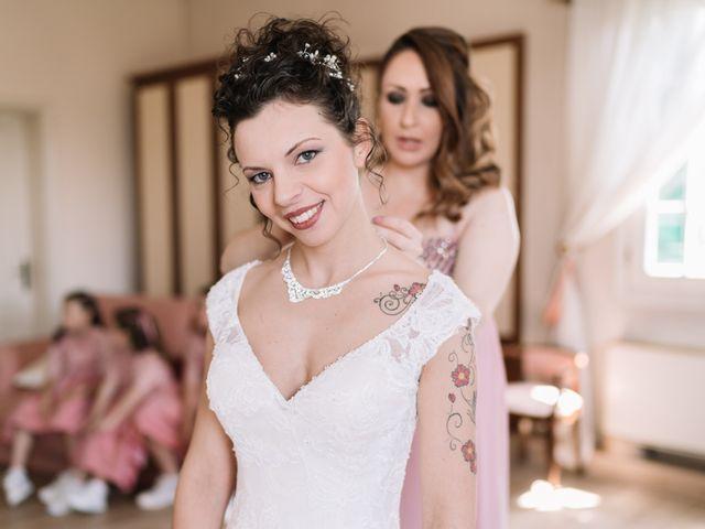 Il matrimonio di Simone e Alice a Gorgo al Monticano, Treviso 24