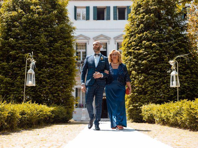 Il matrimonio di Simone e Alice a Gorgo al Monticano, Treviso 28